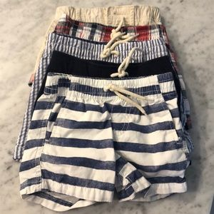 Perfect Shorts for a Baby Boy